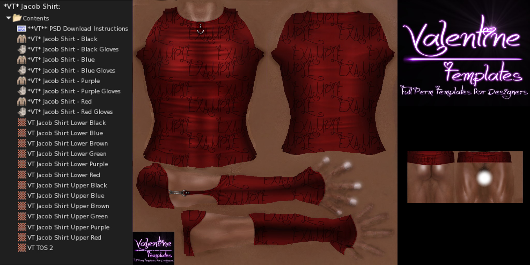 Second life clothing design templates blogssharp for Second life templates for gimp