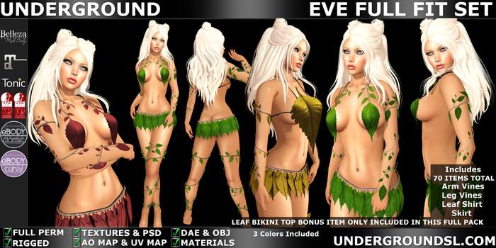 EVE – FITMESH & FURRY *